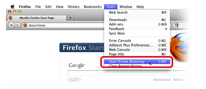 Firefox Private Browsing is just one of the many tools you can use if you want to keep prying eyes out of your Web activities.