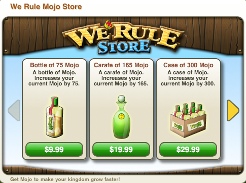 """The We Rule """"Mojo Store"""""""