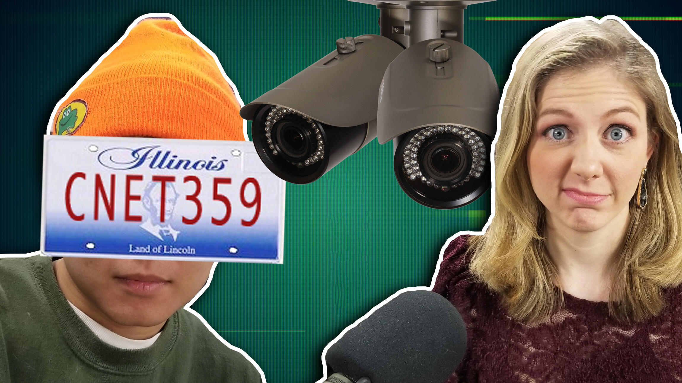 Video: How much does it cost to spy on your neighbors? Apparently, $5 a month (The Daily Charge, 1/30/2020)