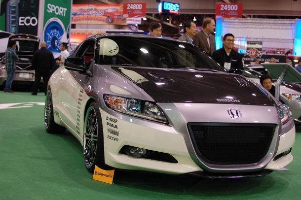 2011 Honda CR-Z by DSO Eyewear