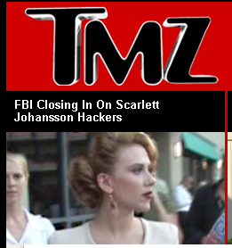 Gossip site TMZ has been covering celebrity reports of hacking for months.