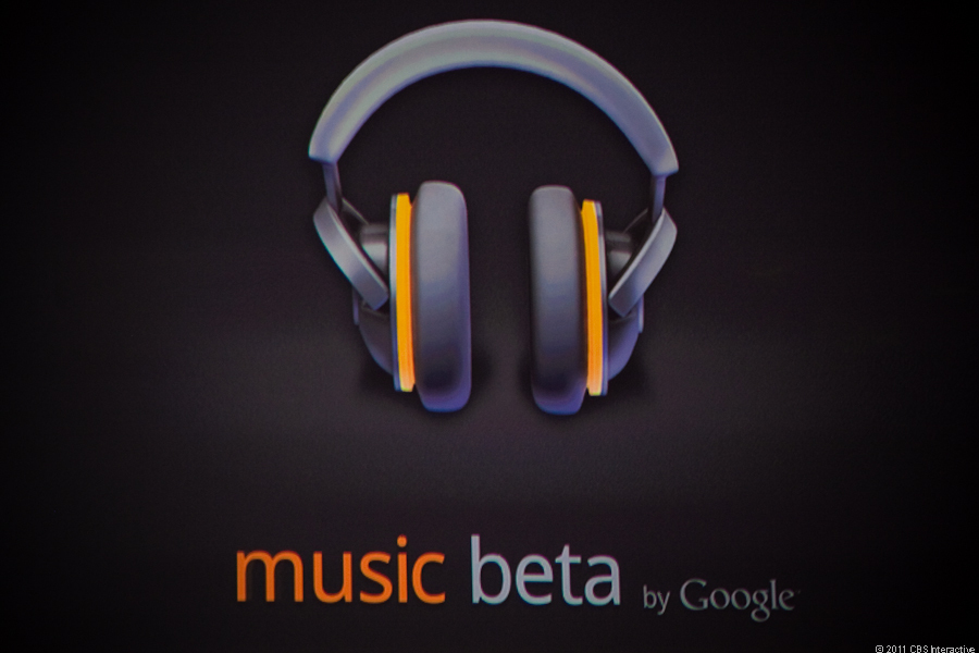 Google Android Music Beta