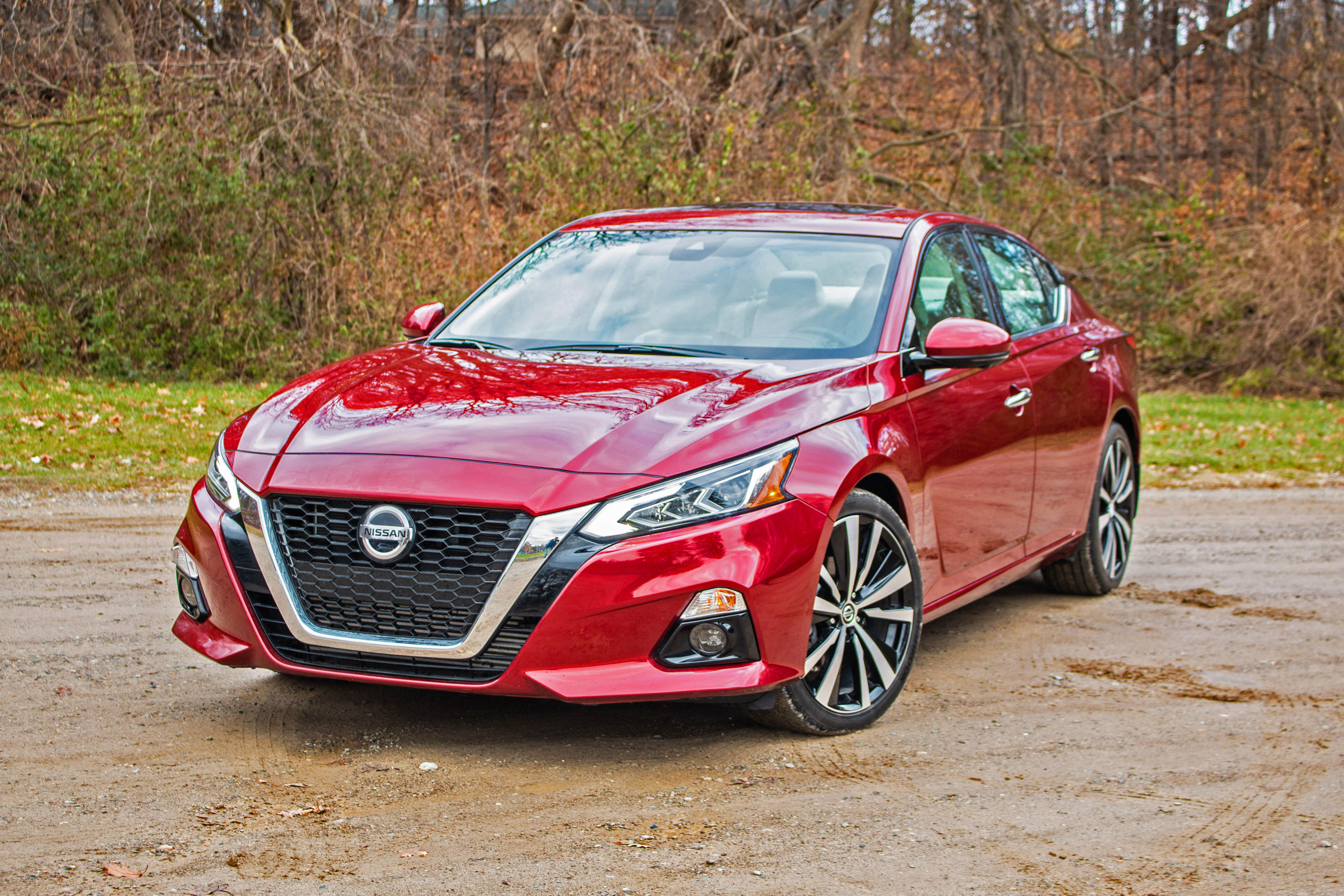 2020 Nissan Altima Model Overview Pricing Tech And Specs Roadshow