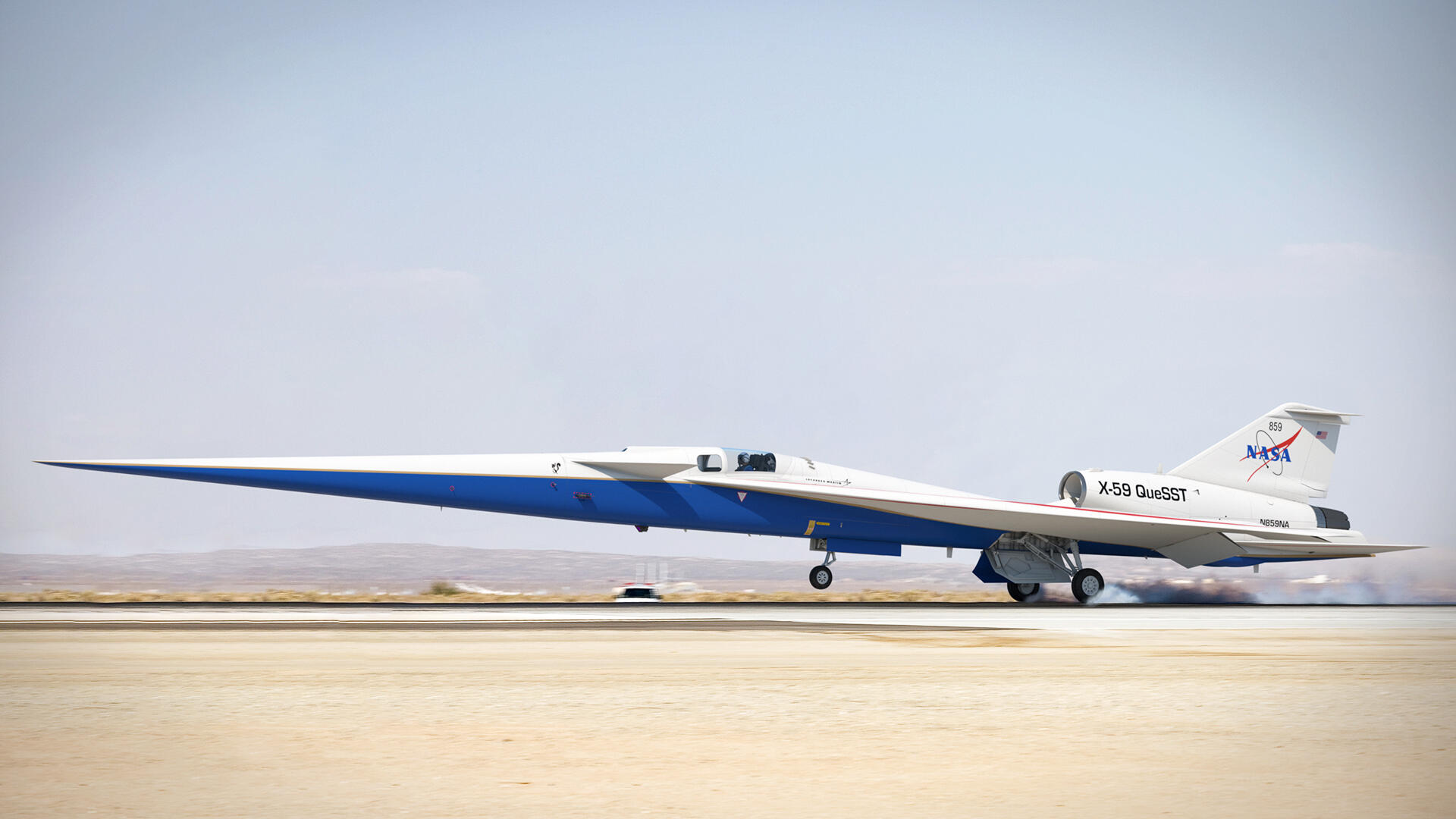 Video: Inside NASA's X-59 plane: Supersonic flight without the boom