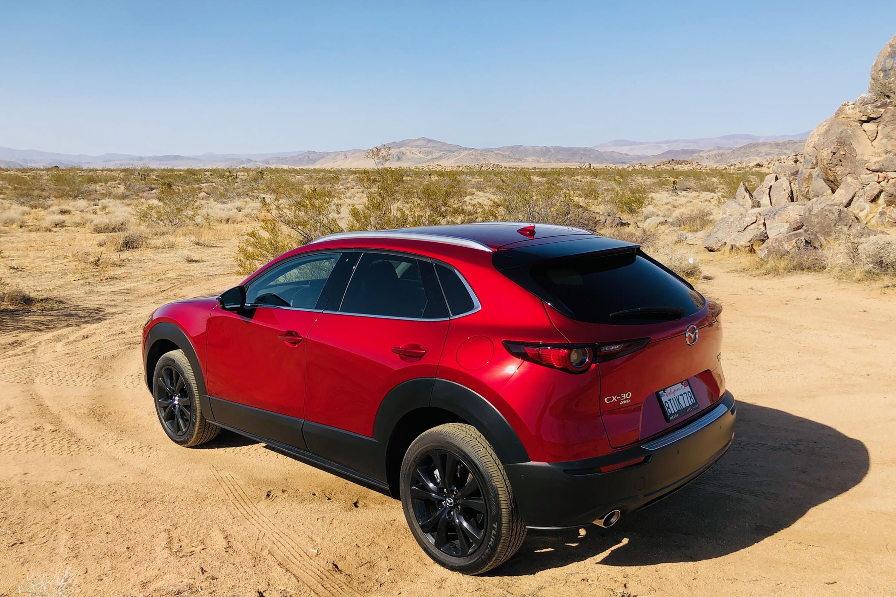 2021 Mazda CX-30 Turbo review: A value-packed performer     - Roadshow