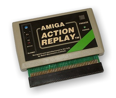 Datel Action Replay (1985)