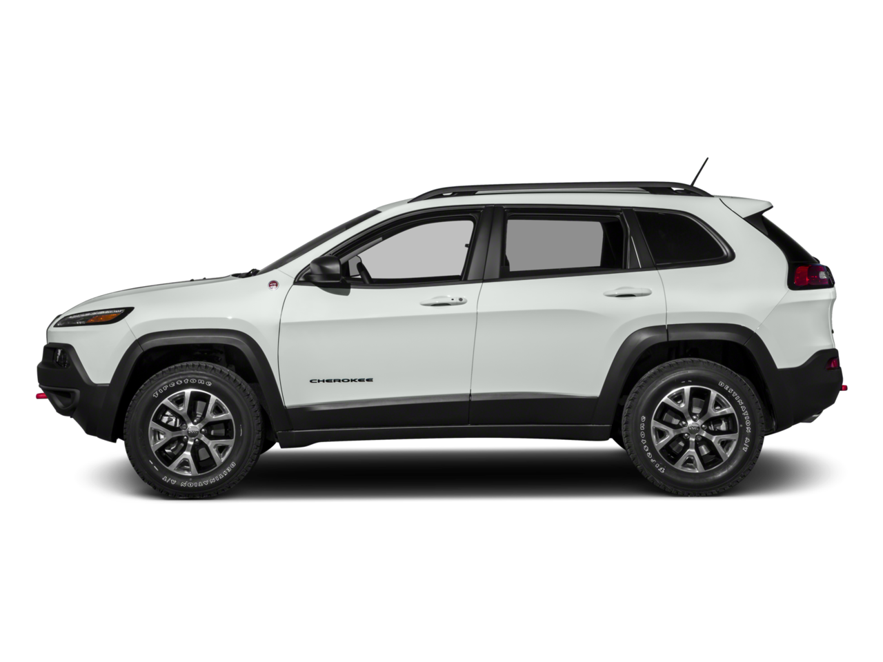 2016 Jeep Cherokee 4WD 4dr Overland