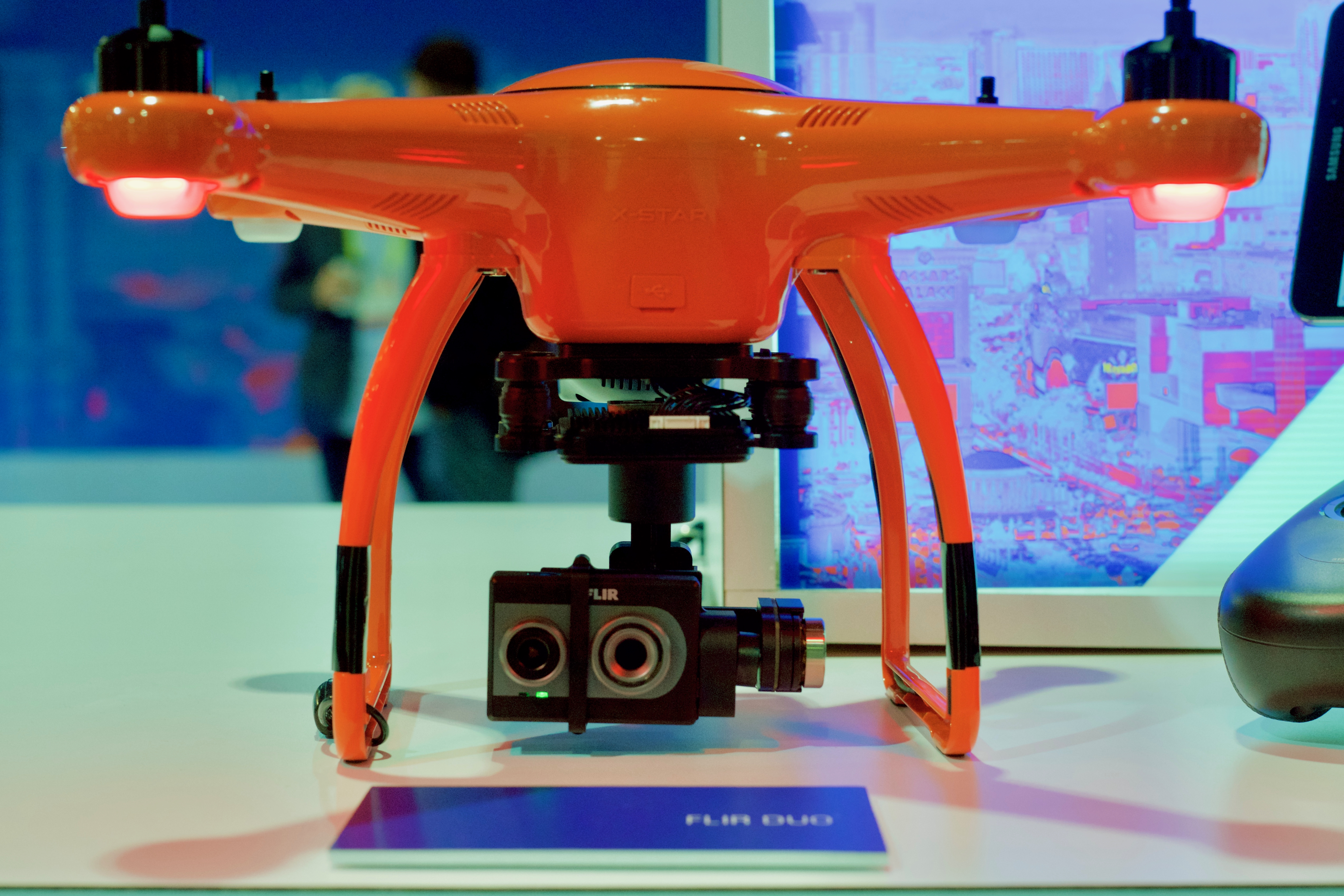 Flir Duo and Duo R thermal drone cameras