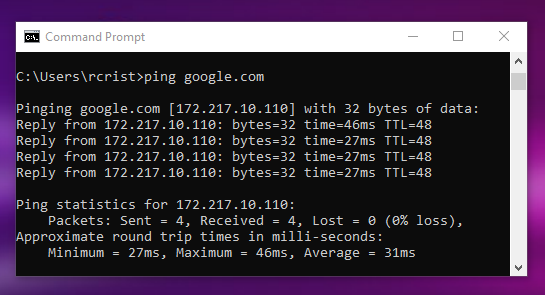 command-prompt-ping-google