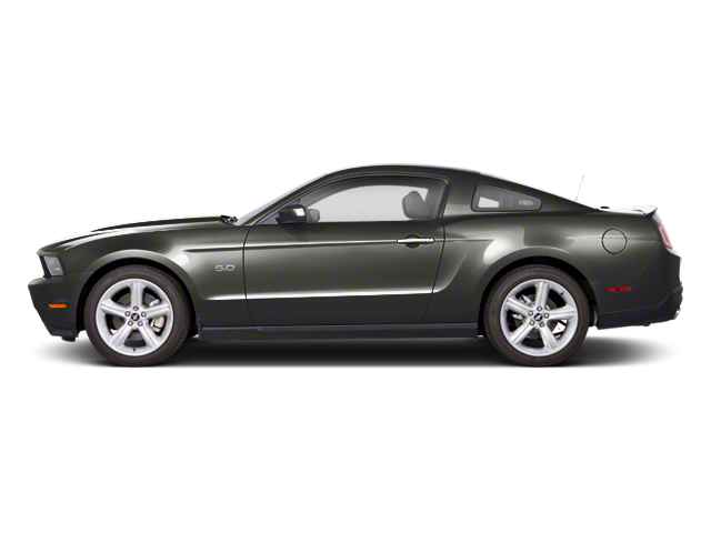 2012 Ford Mustang 2dr Cpe Shelby GT500