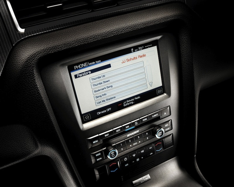 Ford Sync with AppLink.