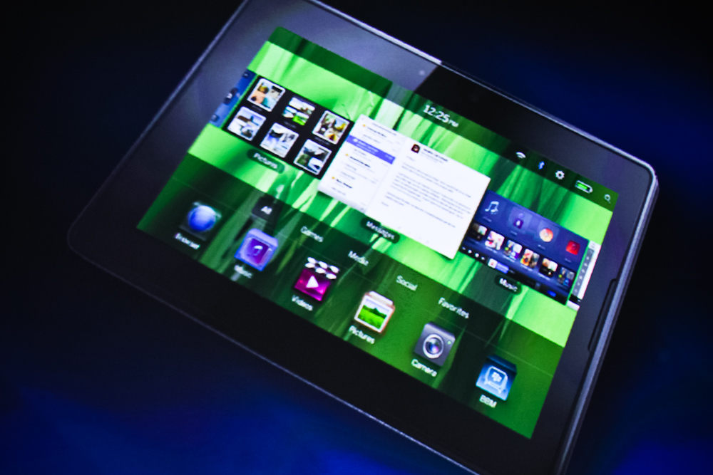 RIM is changing the game plan for its PlayBook tablet to include Android apps.