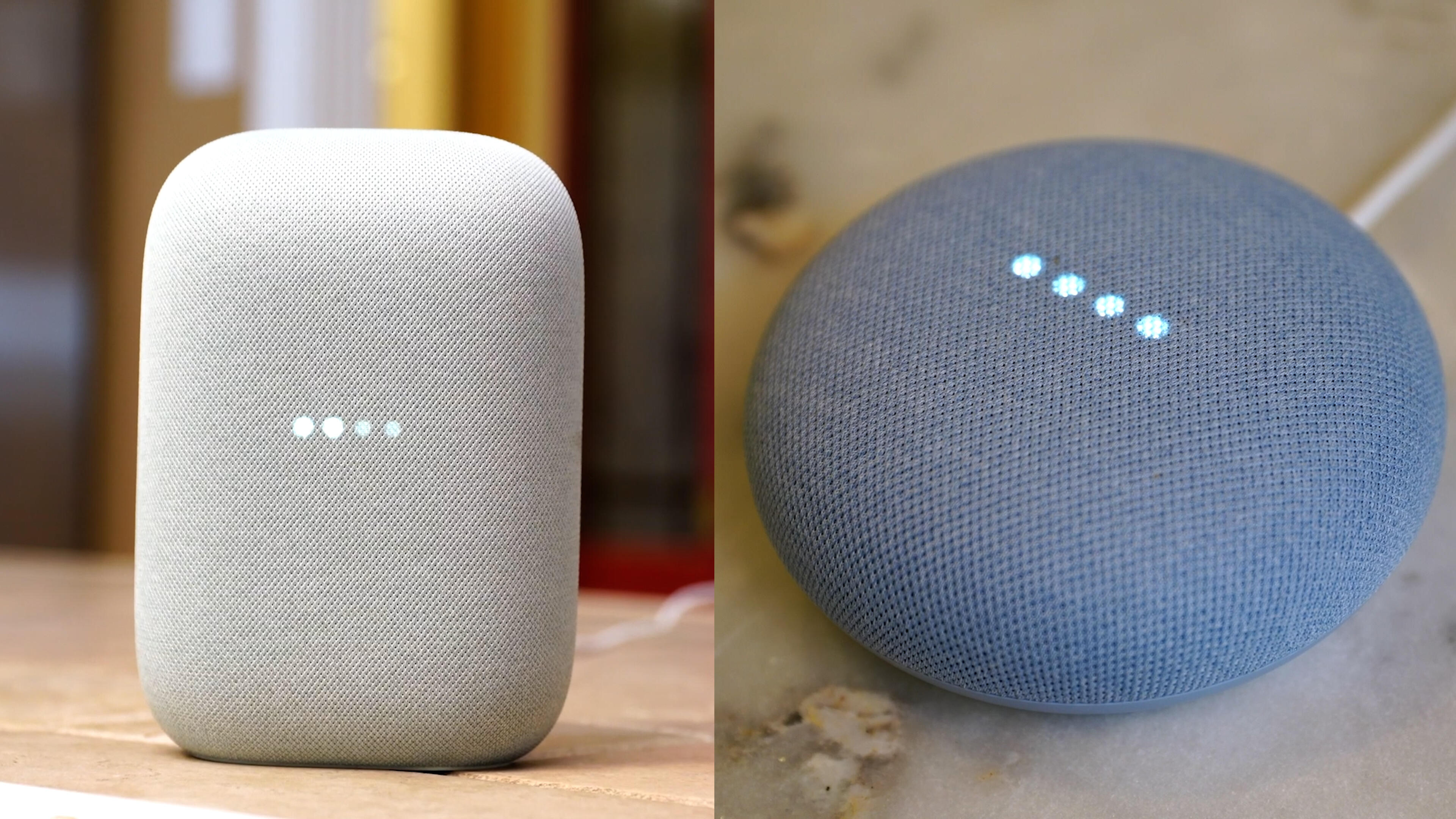 Video: Nest Audio vs. Nest Mini: Which Google smart speaker makes a better starting point?