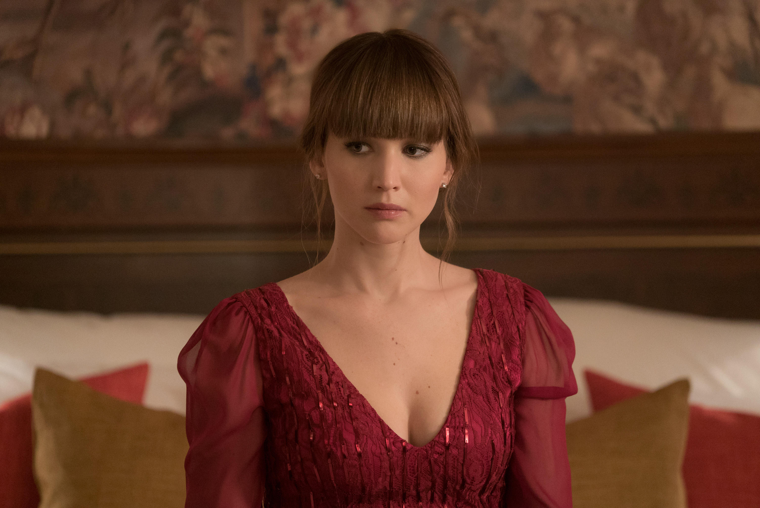 30 (tie). Red Sparrow