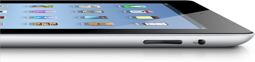 The iPad Retina could get refreshed with improvements sooner rather than later, says DisplaySearch.  Production could get under way soon
