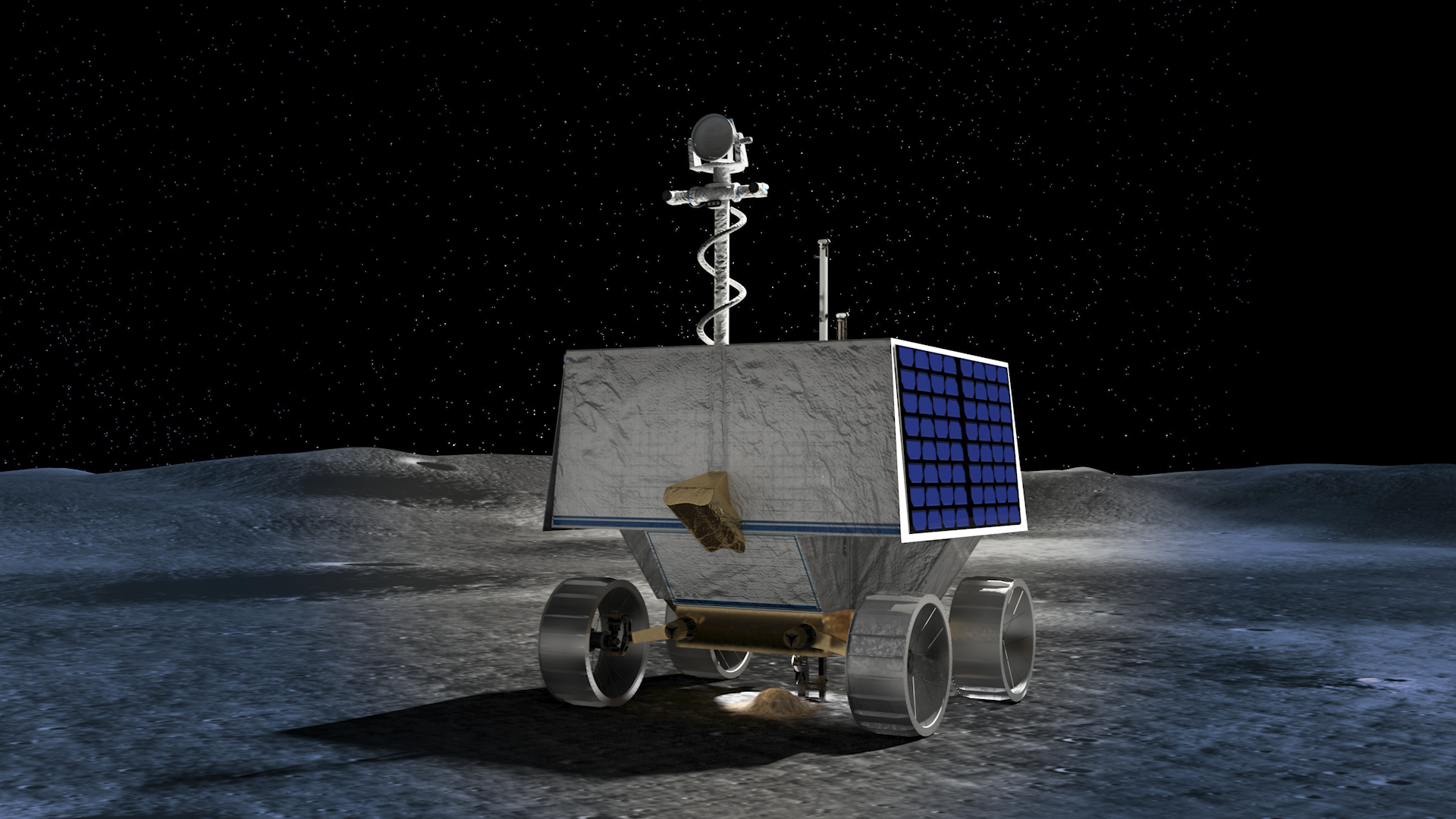 Video: How NASA's VIPER will look for lunar ice