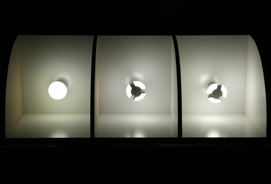 Comparing the brightness of Philips LEDs