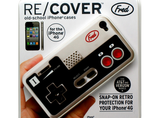 iPhone 4 Retro Controller Cover