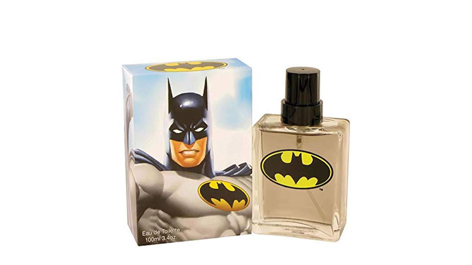 Batman cologne