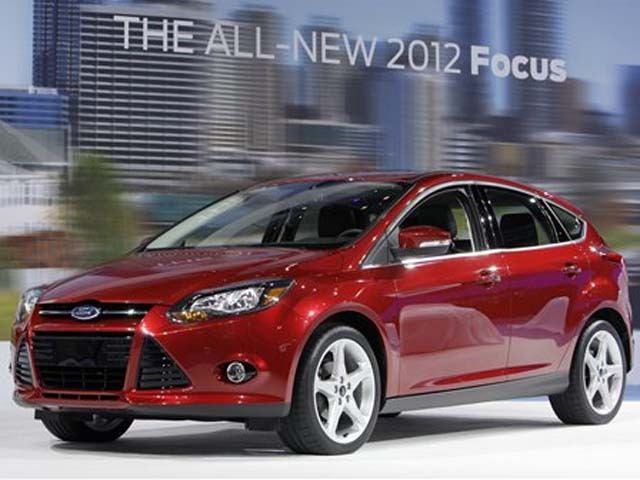 We can safely assume that the rest of the Focus BEV line will largely resemble the 2012 gasoline-powered Focus.