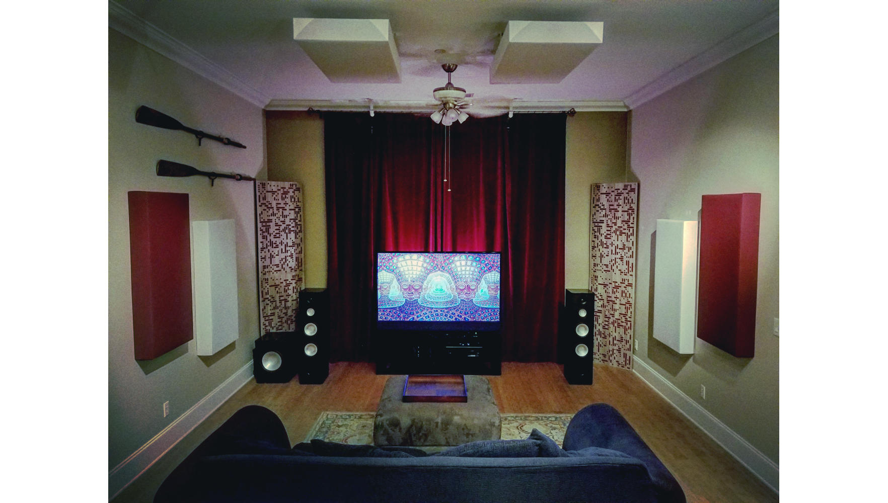 ben-w-gik-acoustics-2da-ct-alpha-panels-stacked-with-244-bass-traps-hanging-ceiling-and-wall