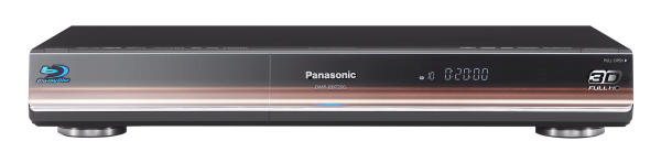 Panasonic's DMP-BDT350 was the best 3D Blu-ray player we saw at CES 2010, as its dual HDMI outputs make it easier to integrate with existing AV receivers.