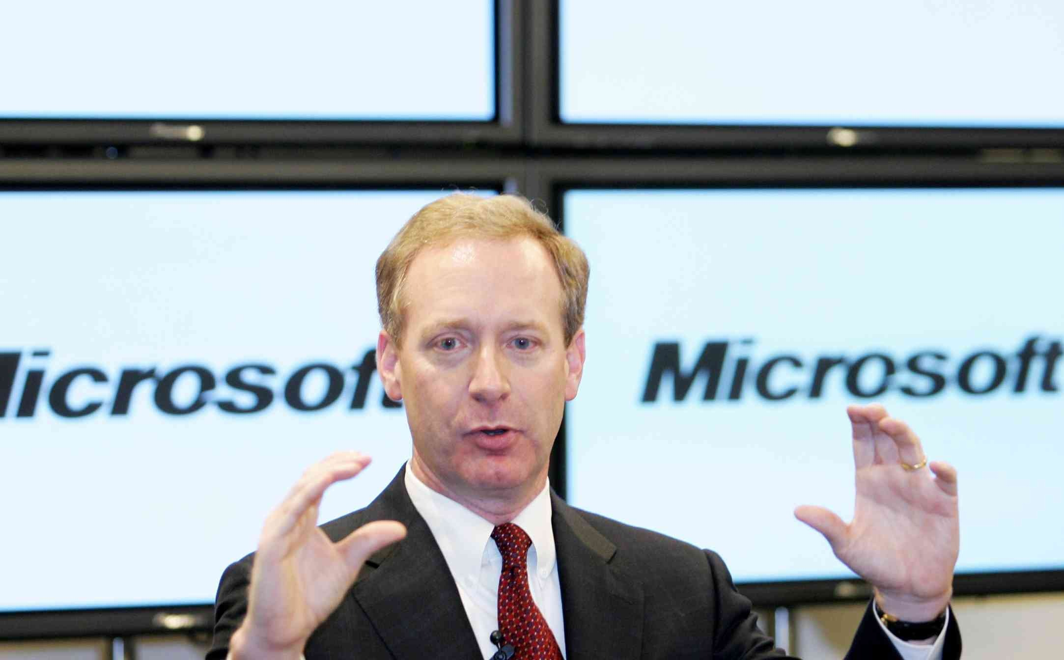 Microsoft General Counsel Brad Smith says Microsoft asked the Justice Department to let it divulge more information to clear its name -- but was rebuffed last week.