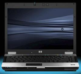 HP's 6930p (photo) and Toshiba's Qosmio G55, among other laptops, are expected to use new Intel mobile processors.