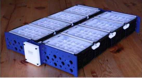Aquion Energy's battery packs will be built from modular components and designed specifically for grid storage.