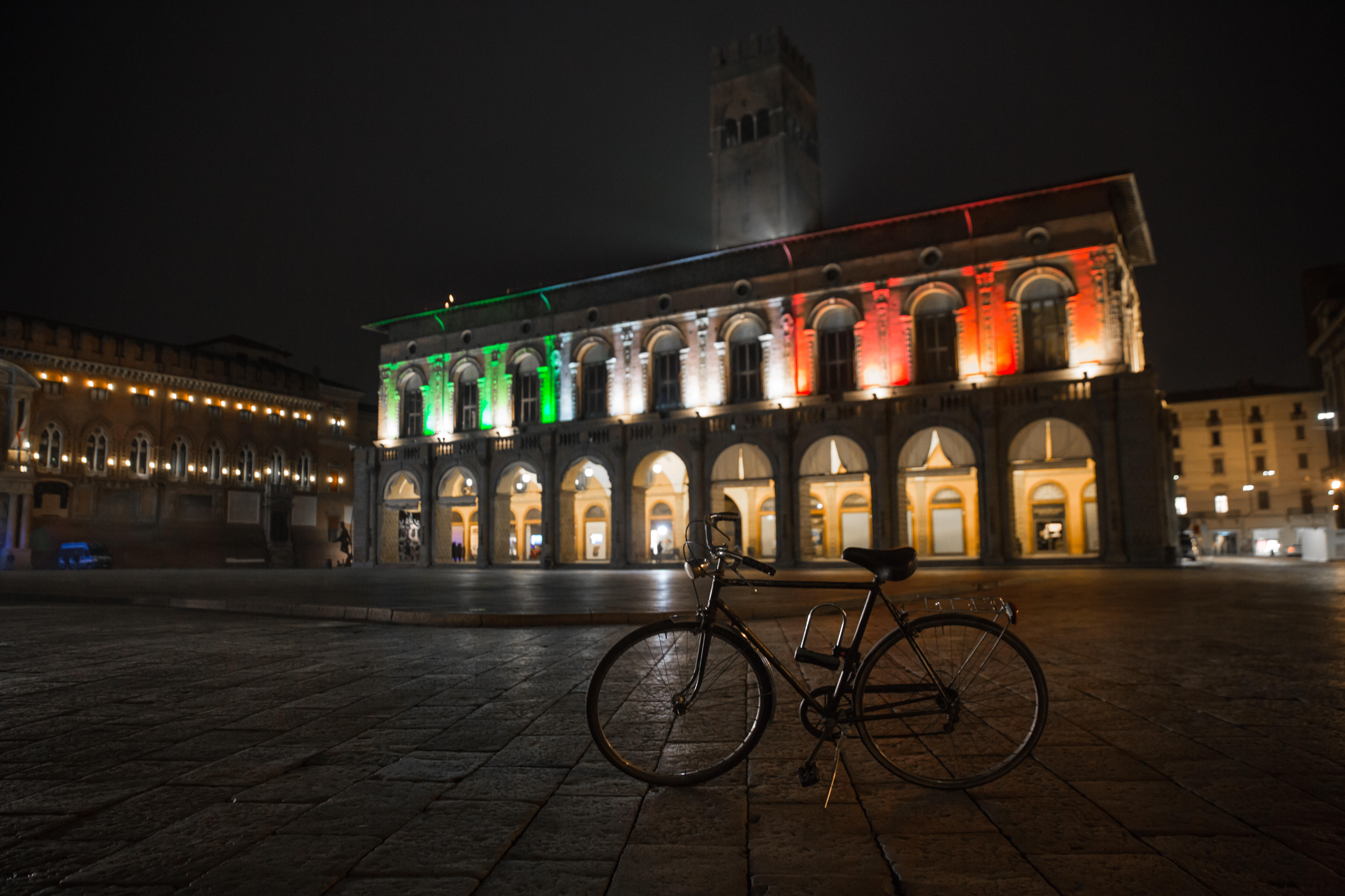 National pride in Italy