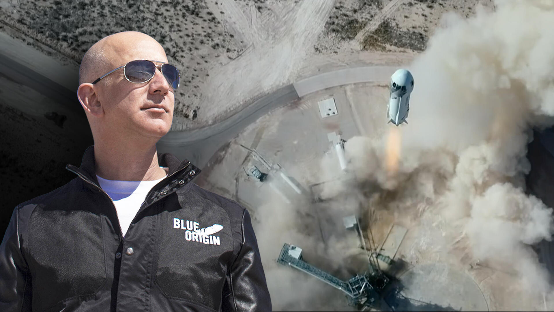 Video: Jeff Bezos becomes an astronaut, Amazon to stop COVID testing warehouse staff