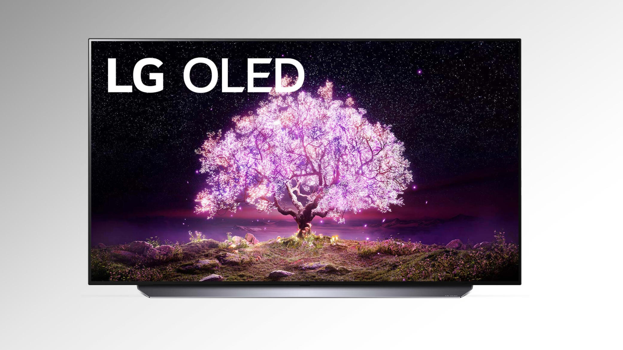 Get LG's latest 55-inch OLED smart TV for 10% off along with a 0 gift card