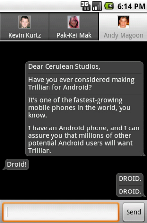 Trillian for Android