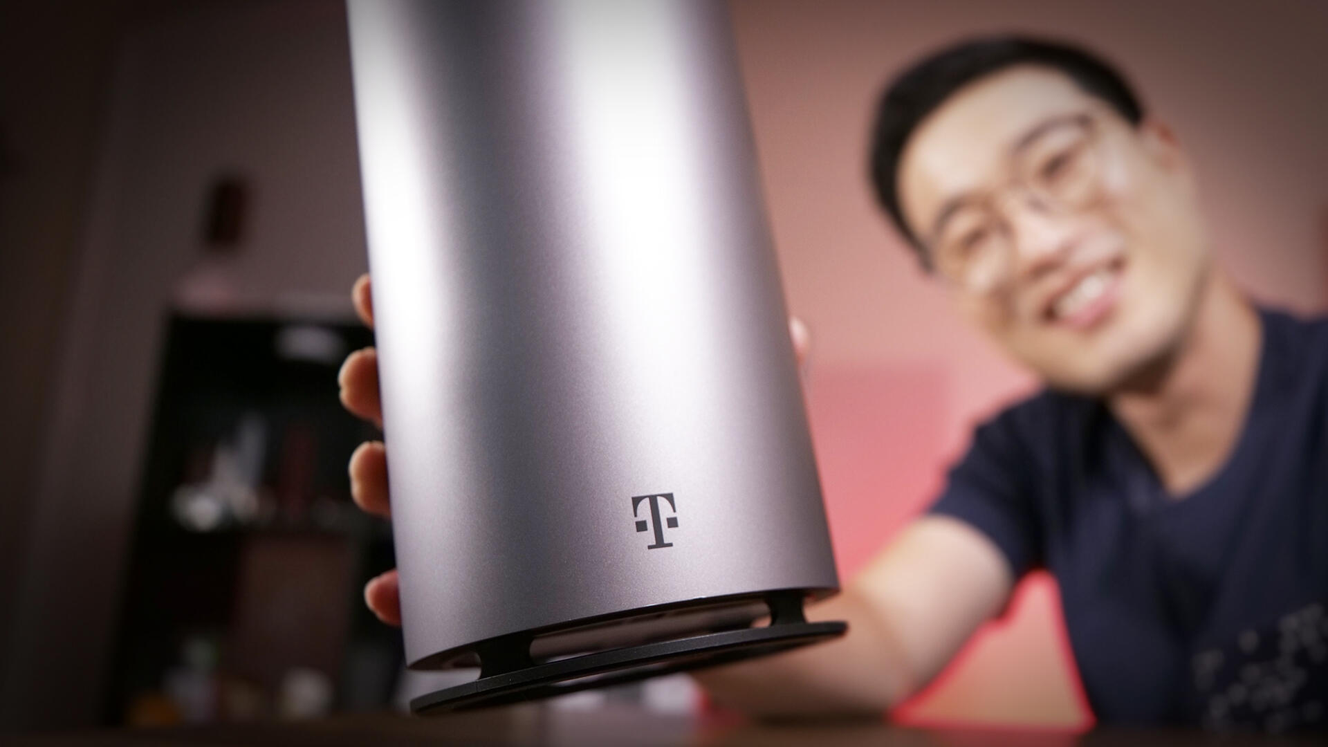Testing out T-Mobile's home internet service