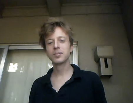 Before his arrest, Barrett Brown posted this video on YouTube threatening an FBI agent.
