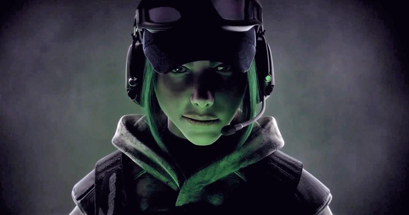 21. Ela, Rainbow Six Siege
