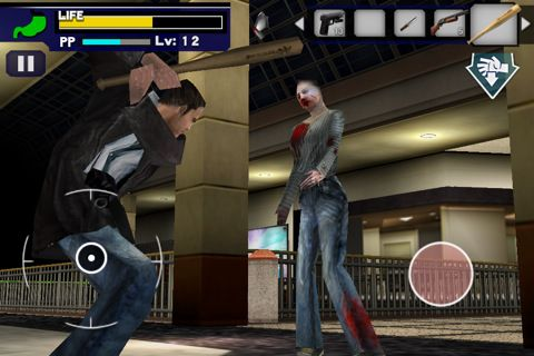Dead Rising Mobile looks like a PlayStation 1 reject, but it offers satisfying gameplay and unique social-network integration.