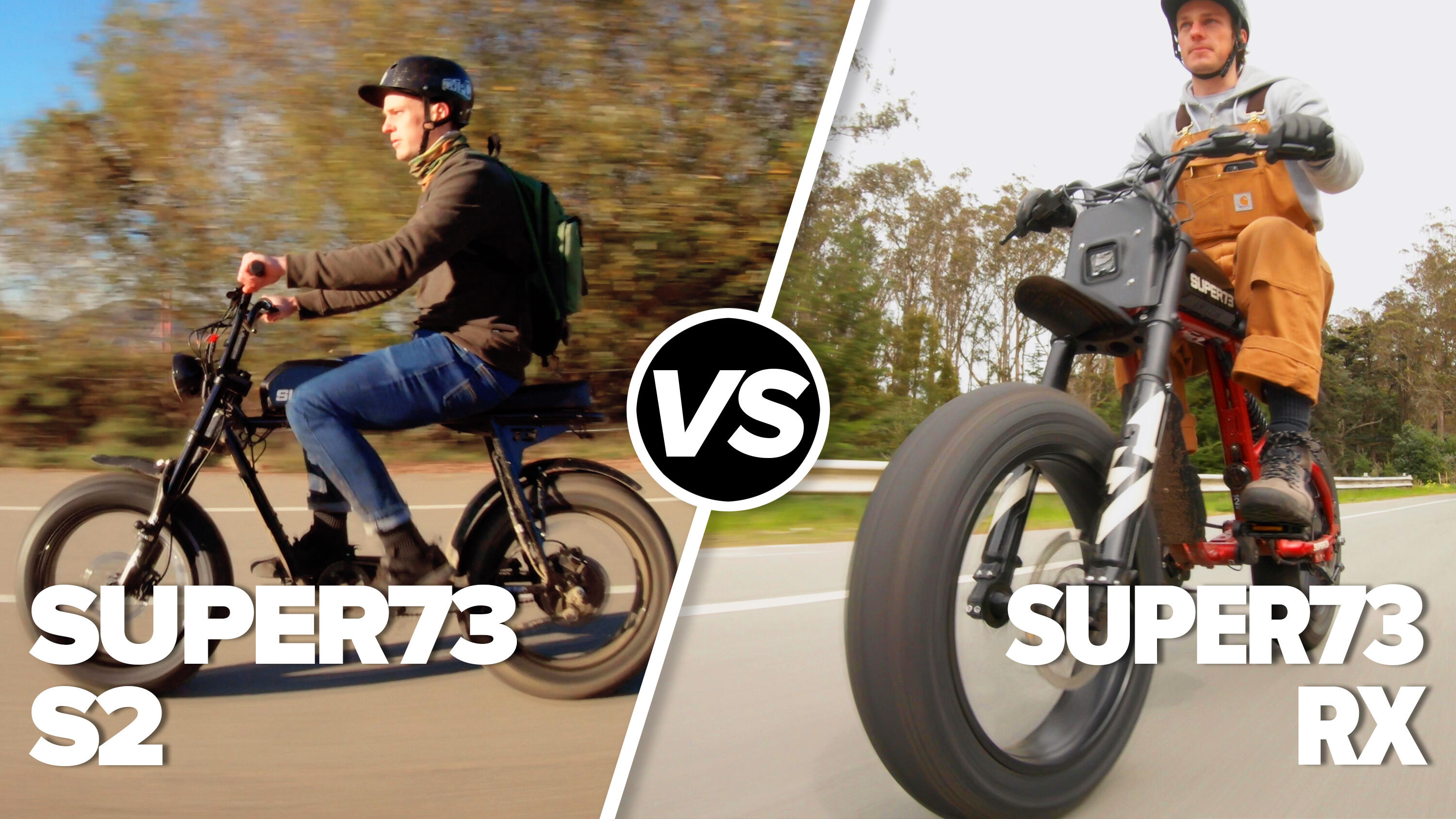 Video: Super73 S2 vs. Super73 RX electric bikes: Is the RX worth the extra $800?