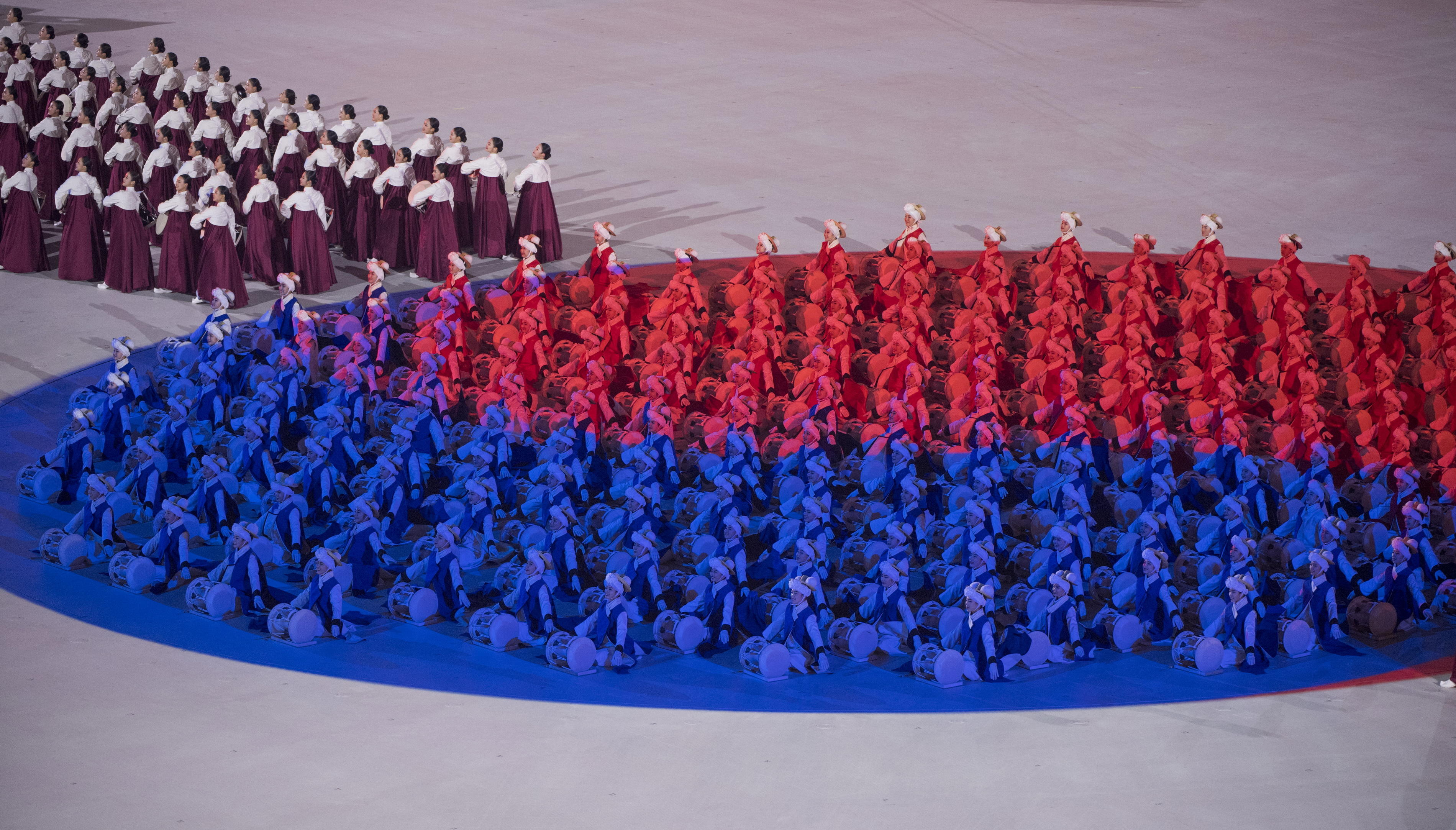 PyeongChang 2018 Winter Olympic Games Opening Ceremony