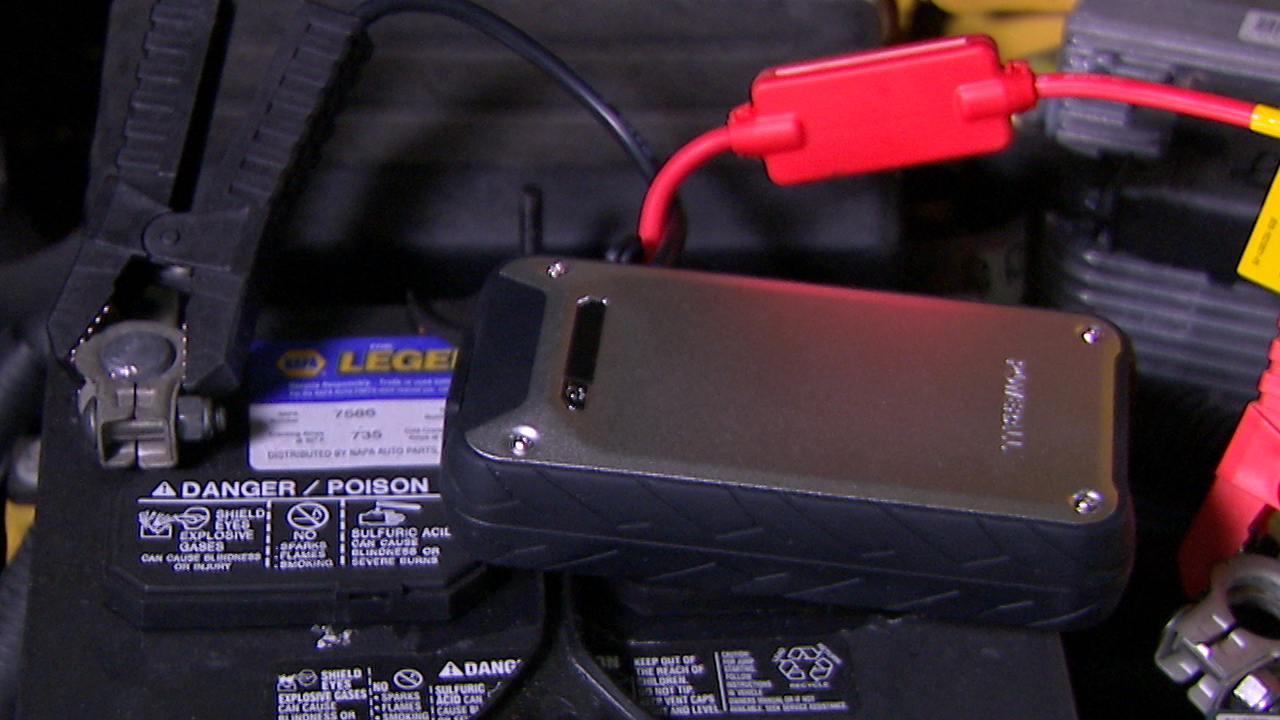 Video: PowerAll Element essential to car emergency kits