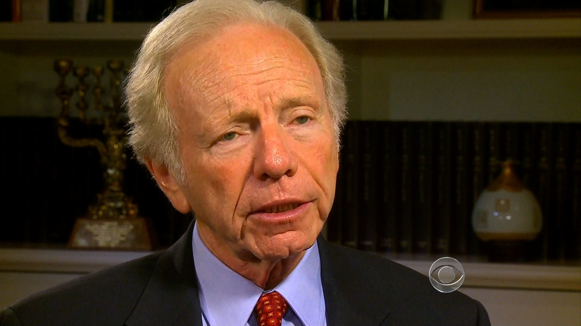 Sen. Joe Lieberman is hoping for better cybersecurity luck this time around.