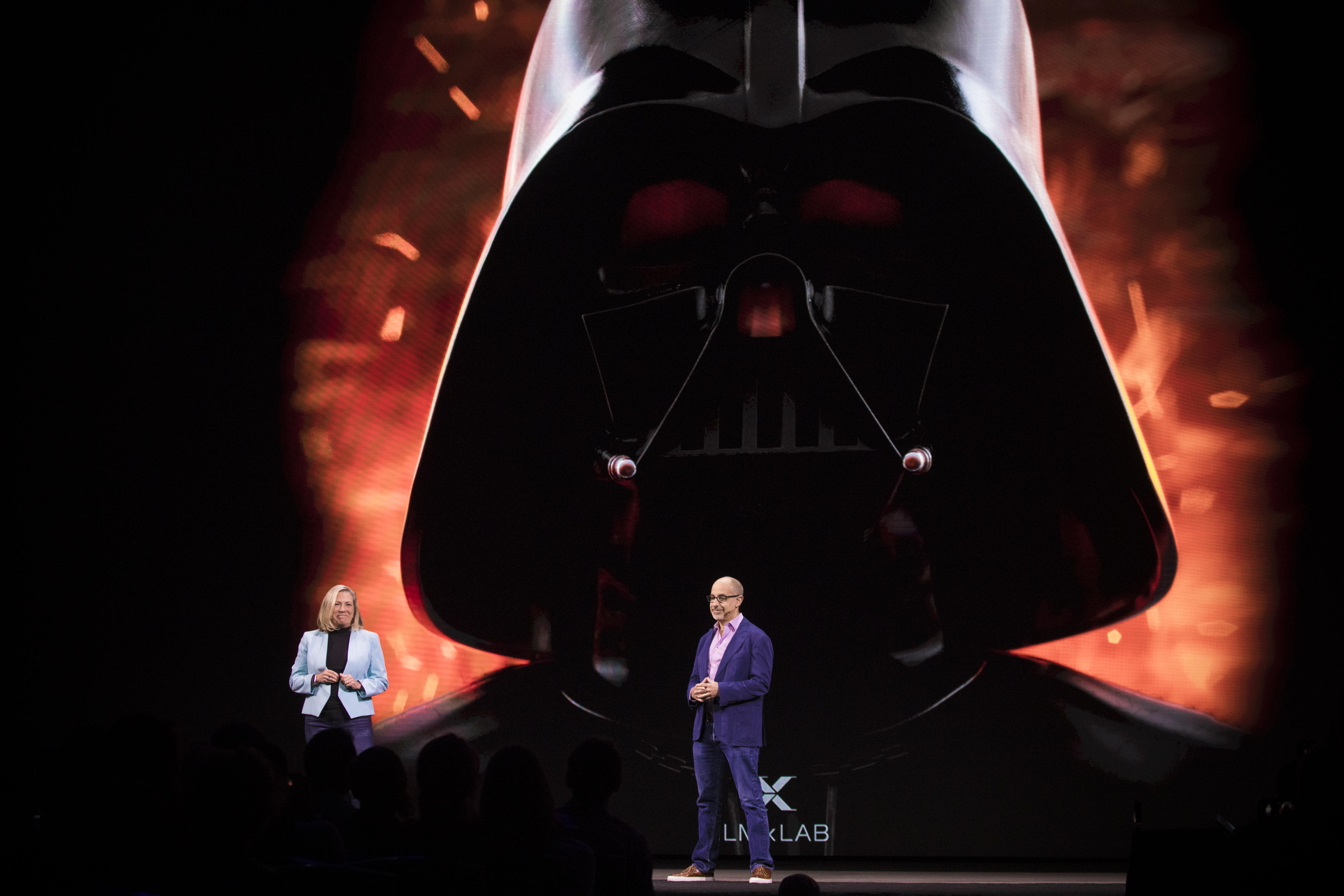 Facebook's Oculus laid out its plans for the coming year, including a Darth Vader series, at its Oculus Connect developer conference.
