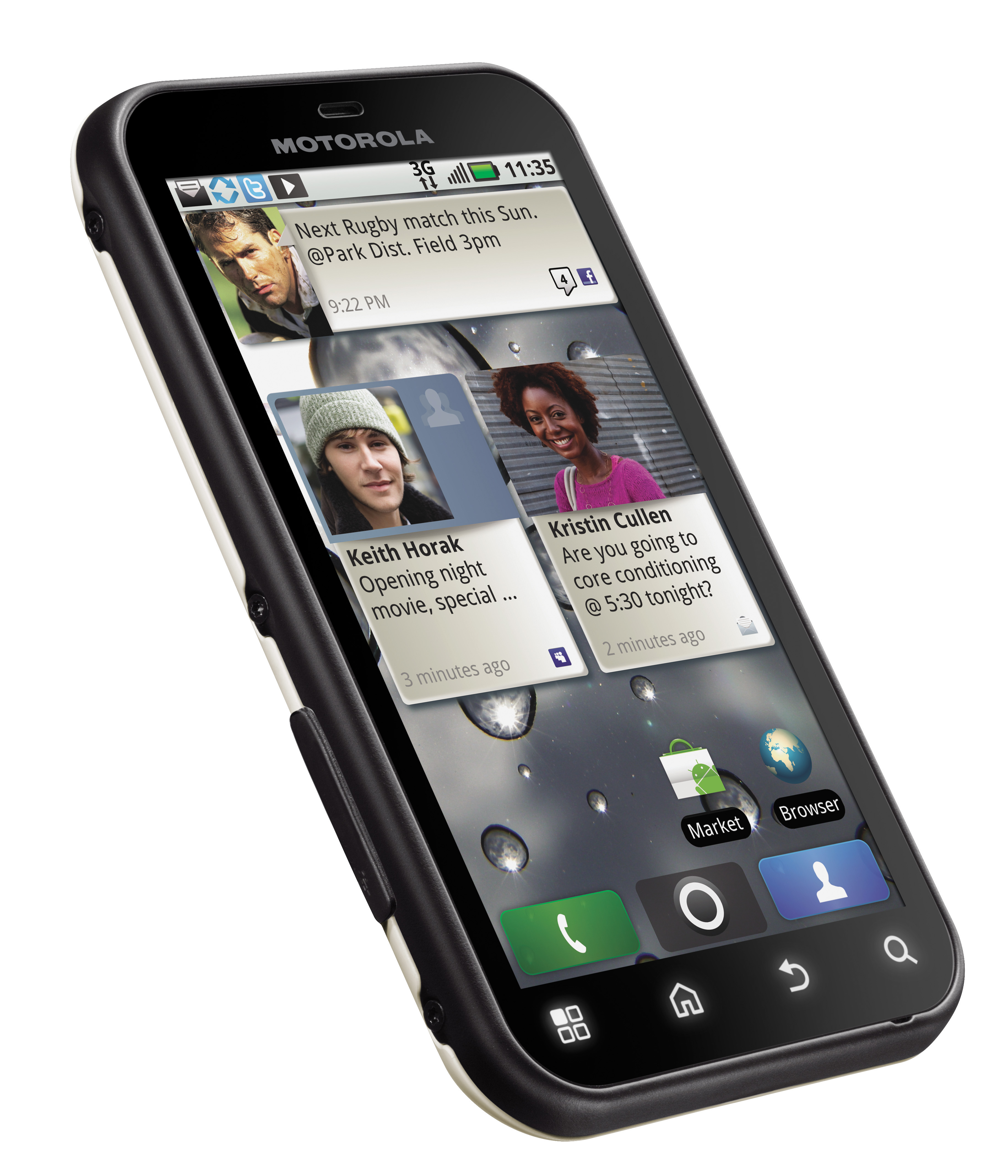 Motorola Defy for T-Mobile