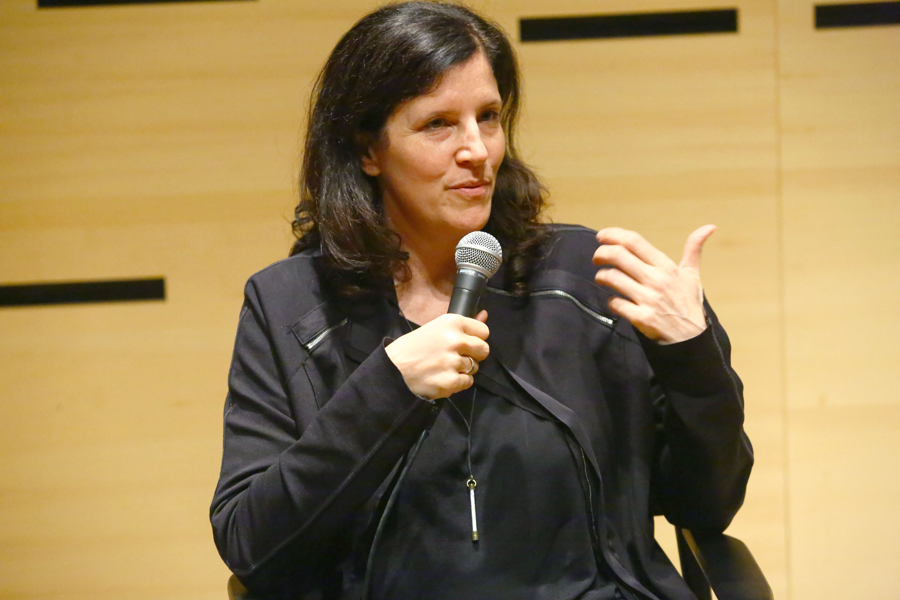 """""""Citizenfour"""" director and Snowden confidant Laura Poitras is among those who signed the open letter."""