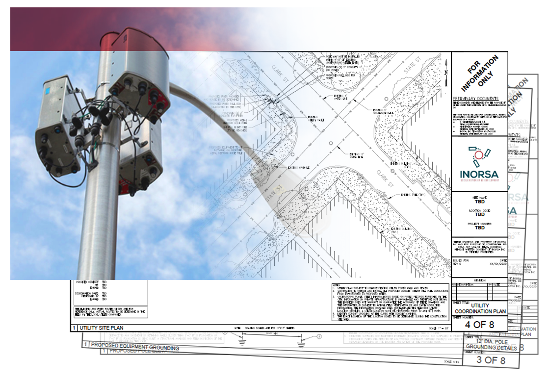 5G small cell site engineering