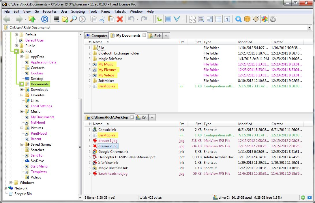XYplorer is a file-management utility that normally sells for $30. Today only, it's free.