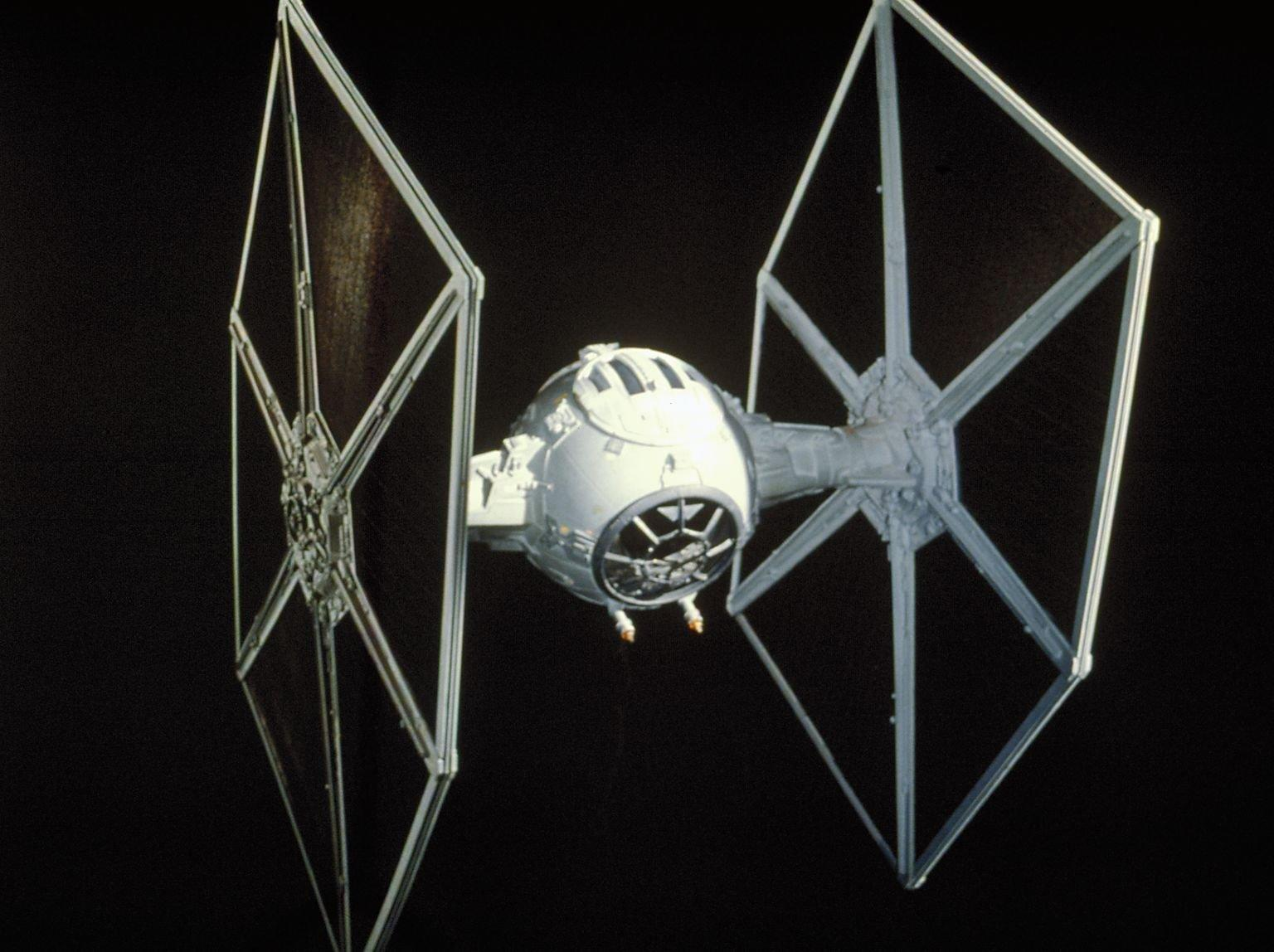 20. Imperial-era TIE fighter