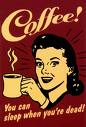 Coffee cures what ails