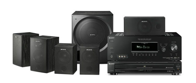 Sony HT-7100DH