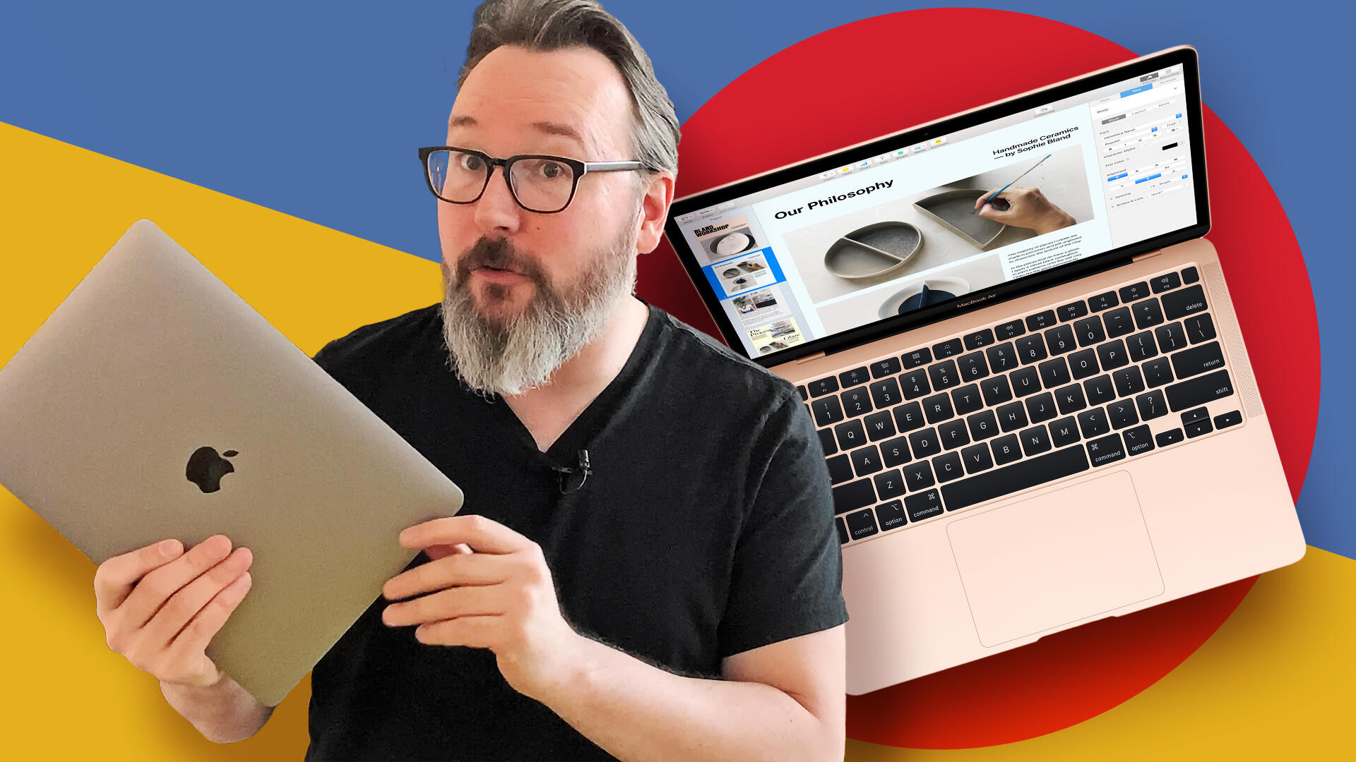 Video: Hands-on with the 2020 MacBook Air